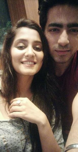 Srishti Jain Photos With His Boyfriend
