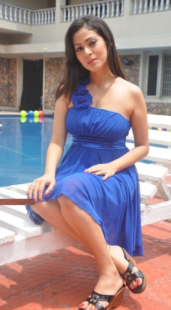 Tollywood Actress Sadha Images