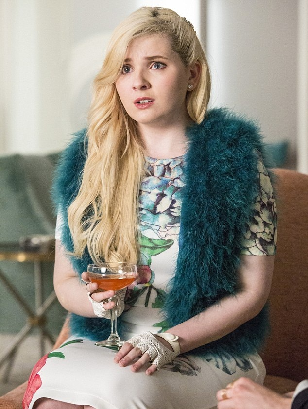 Abigail Breslin Upcoming Movie Look Images