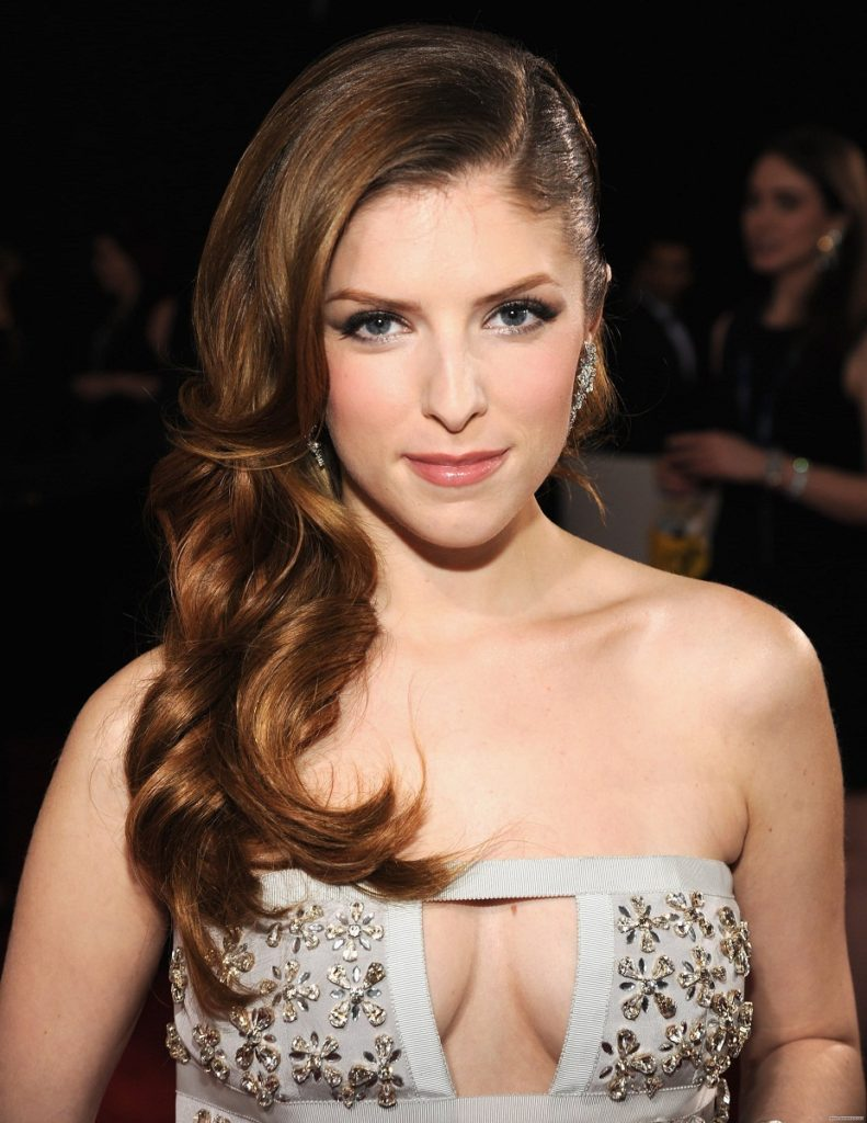 Anna Kendrick Hot Boobs Showing Images