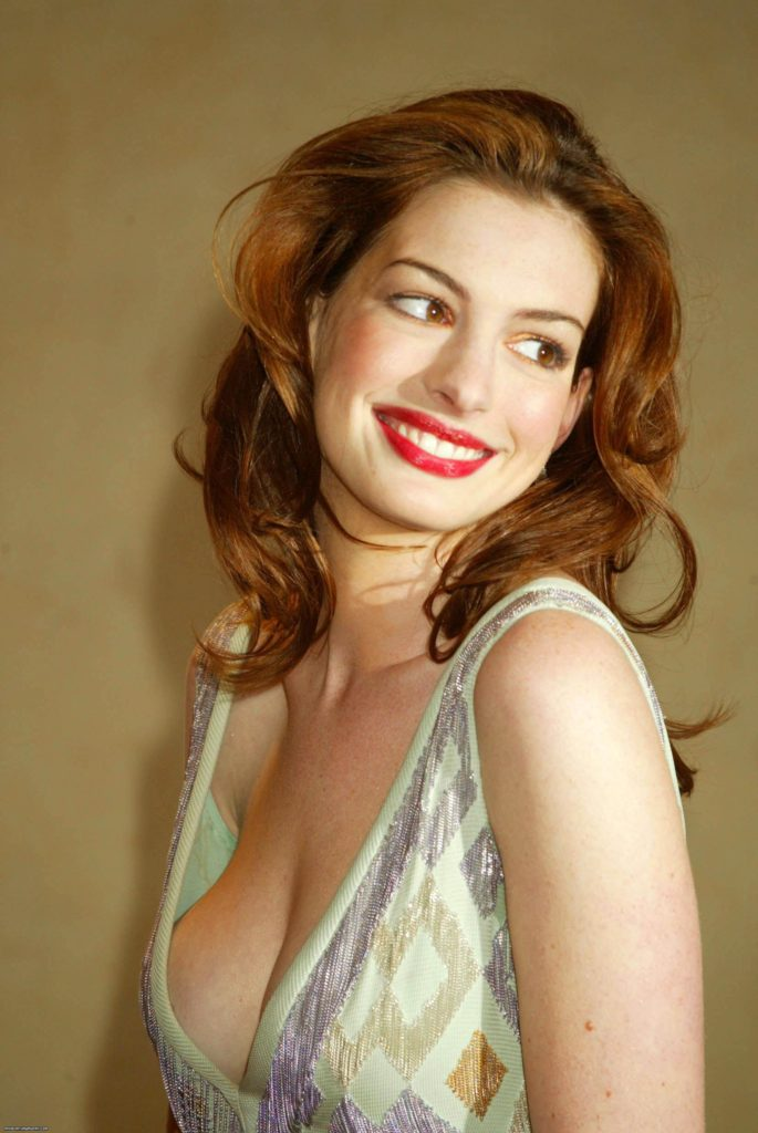 Anne Hathaway Latest Full HD Unseen Wallpapers