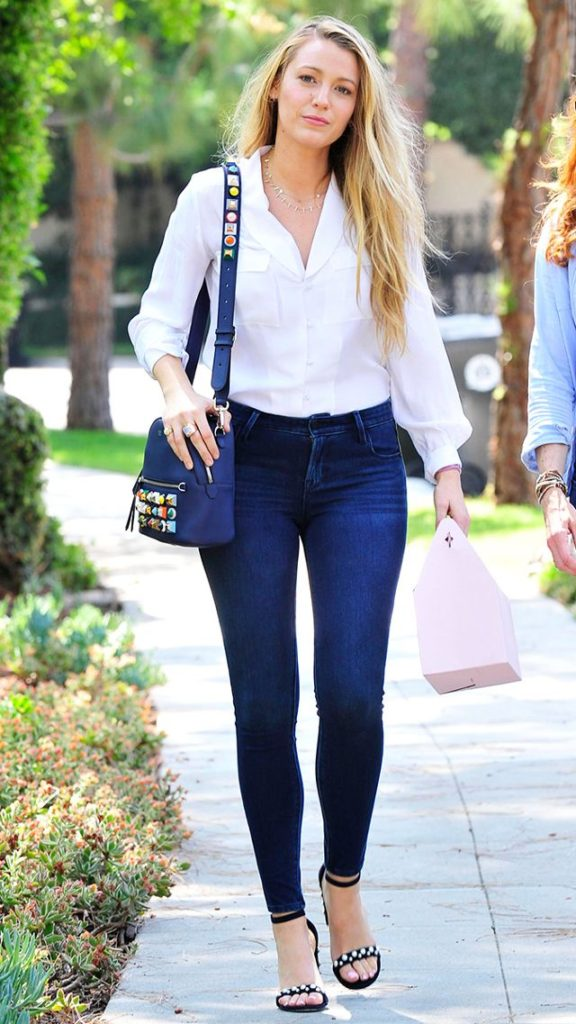 Blake Lively Charming Images