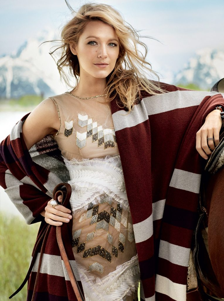 Blake Lively Sizzling & Spicy Images