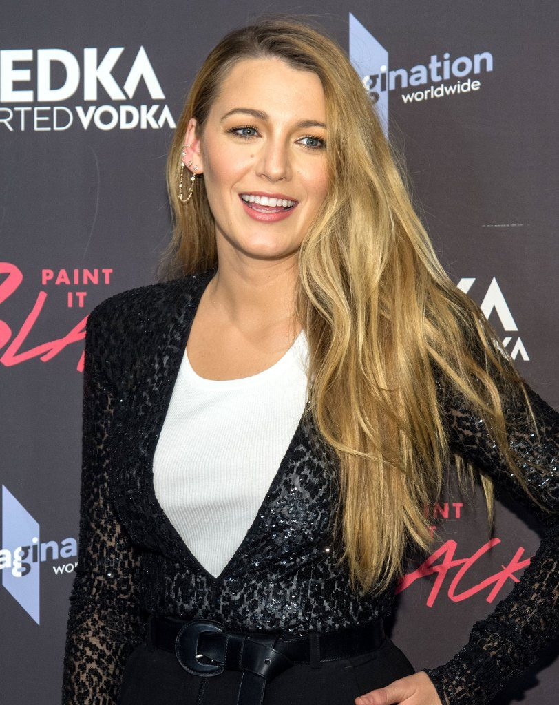 Blake Lively Unseen Wallpapers