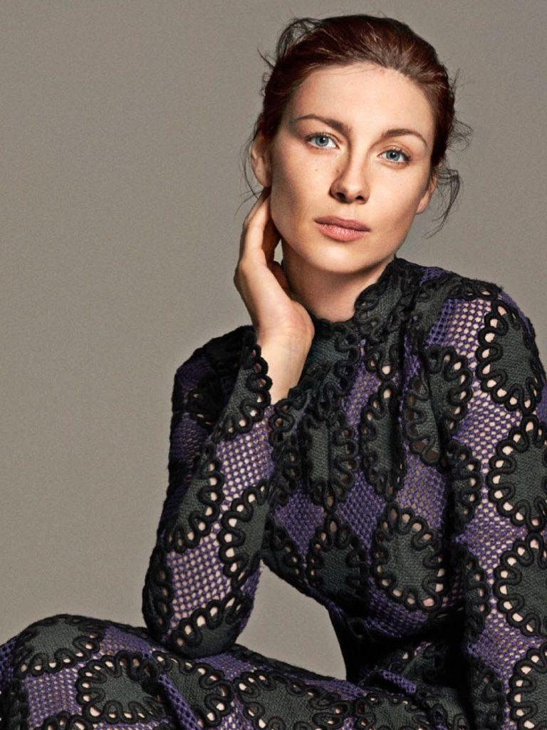 Caitriona Balfe Charming Images Download
