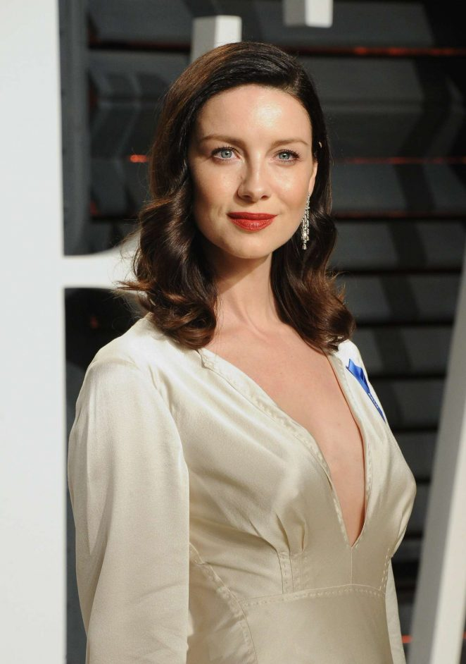 Caitriona Balfe Hot Boobs Showing Photoshoots