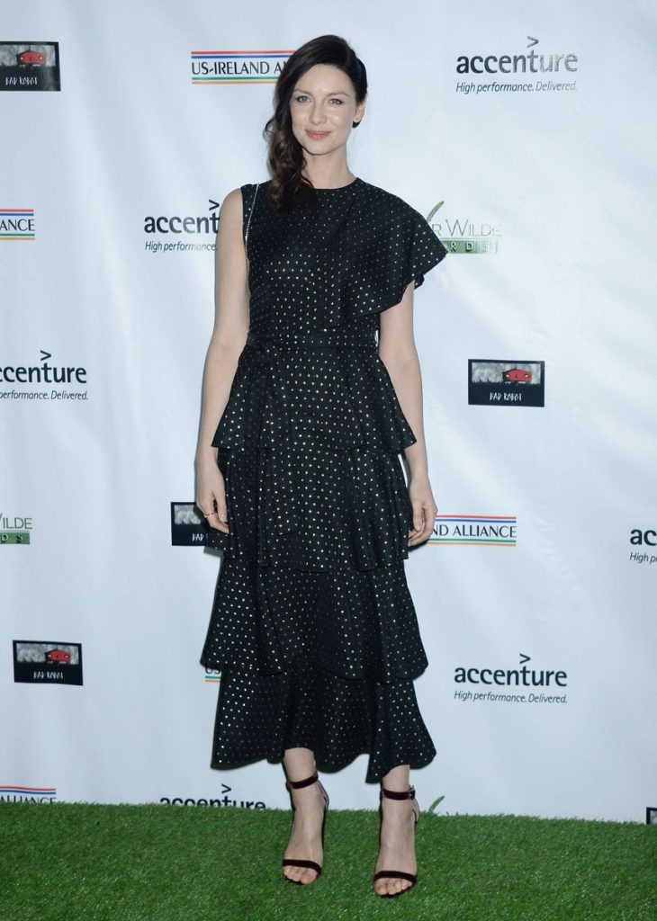 Caitriona Balfe Lovely Pictures At Award Show