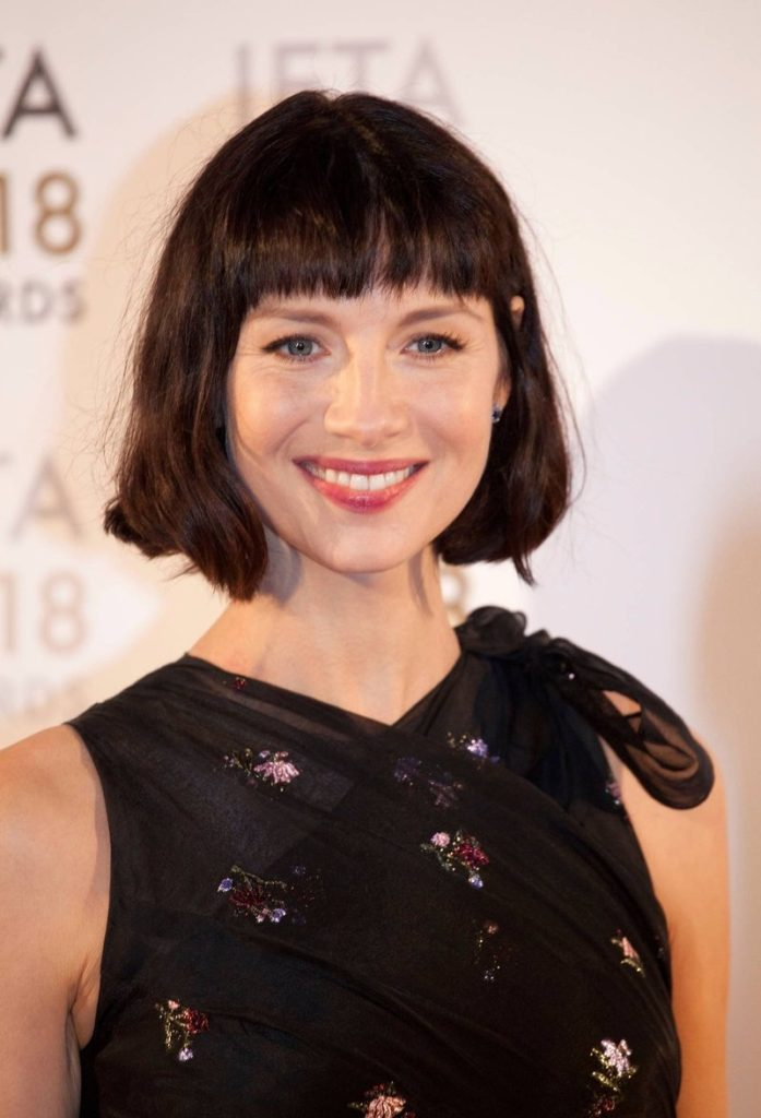 Caitriona Balfe Sweet Smile Images