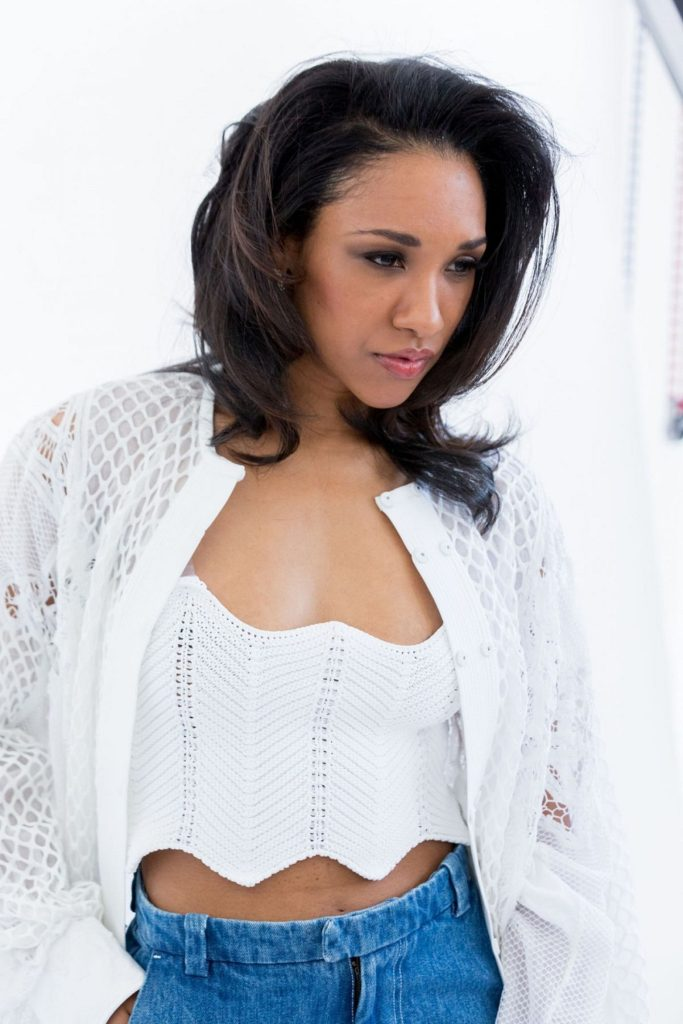 Candice Patton Latest Hair Style Wallpapers
