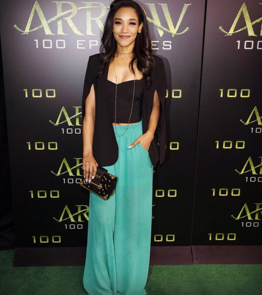 Candice Patton Latest New Photos At Award Show