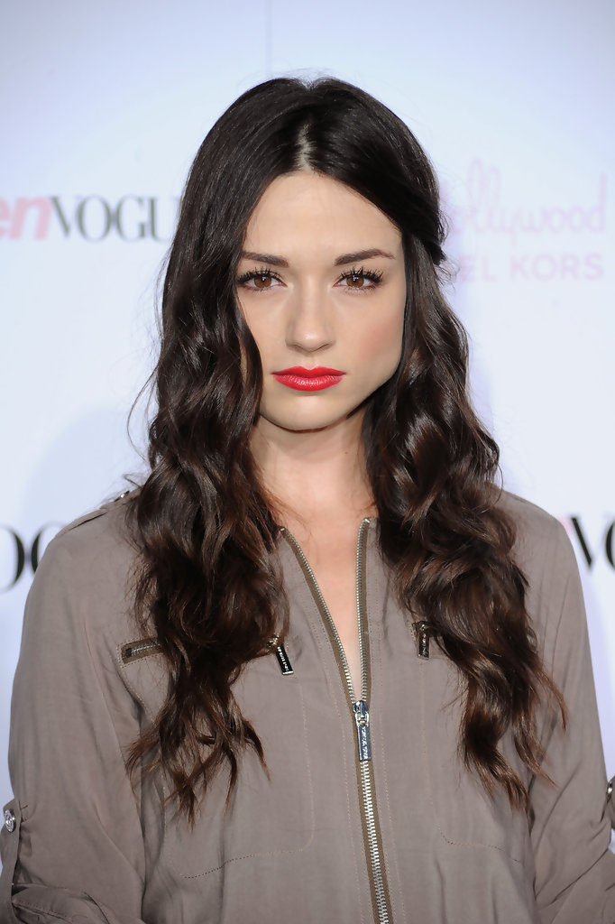 Crystal Reed Attractive & Charming Pics