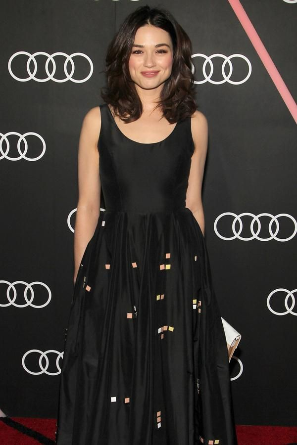 Crystal Reed Charming Images