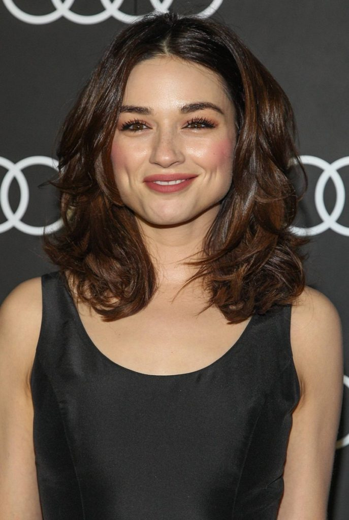 Crystal Reed Cute & Lovely Pics