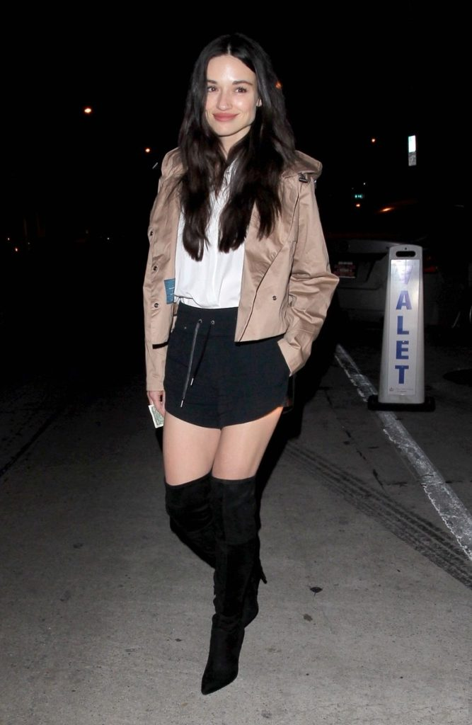 Crystal Reed Full HD Images In Bra Panty