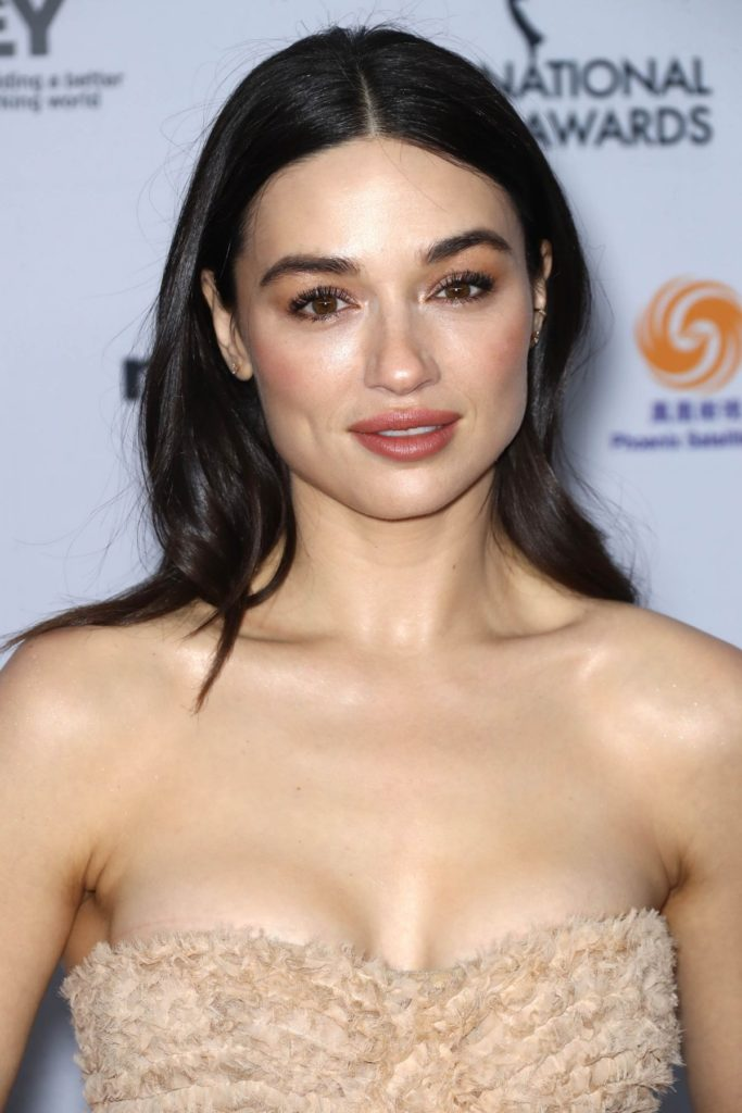 Crystal Reed Hot Boobs Showing Images