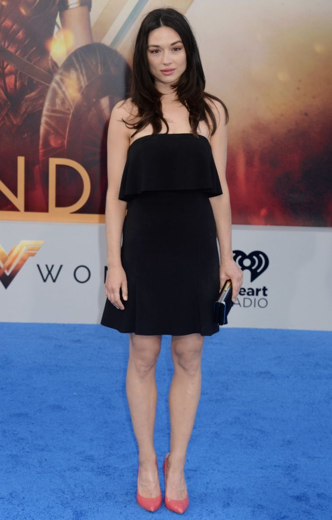 Crystal Reed Images At Event