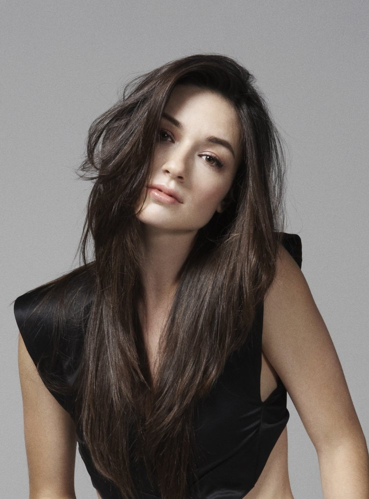 Crystal Reed Sexy Images