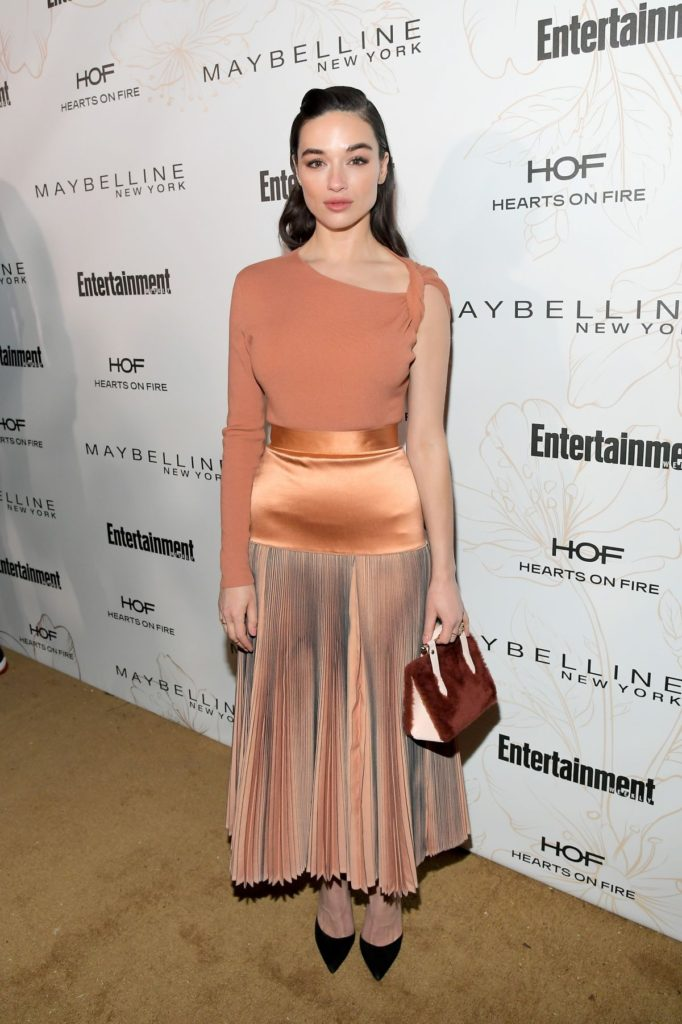 Crystal Reed Wallpapers Download