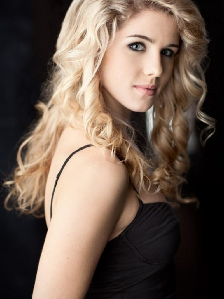 Emily Bett Rickards Upcoming Movie Look Photos