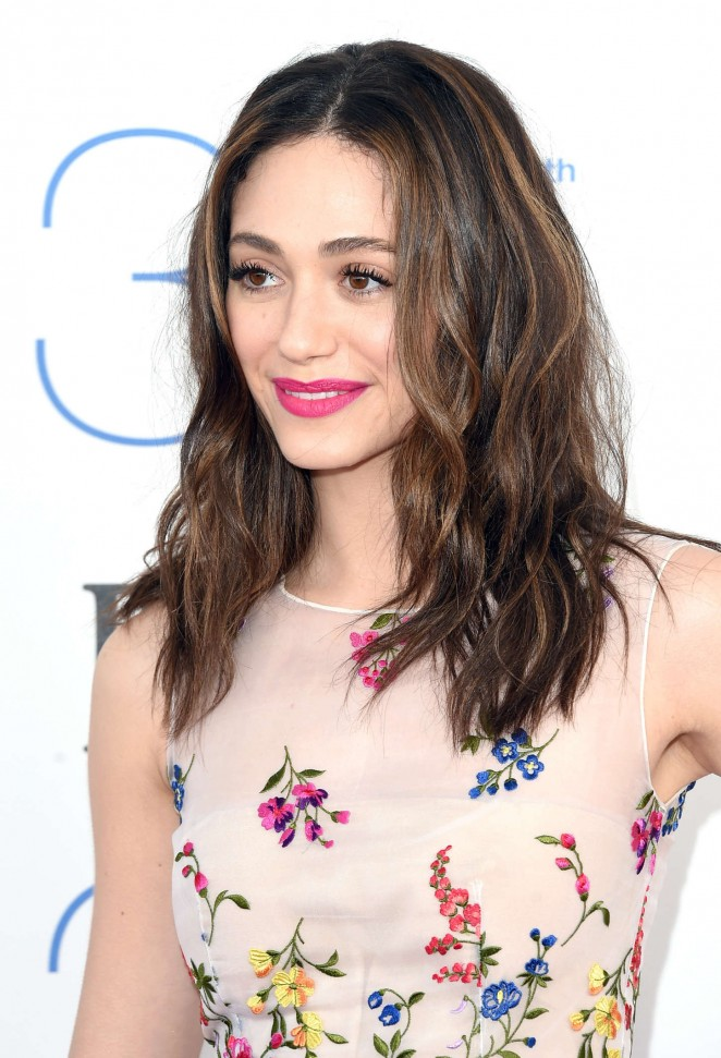 Emmy Rossum Pictures At Event