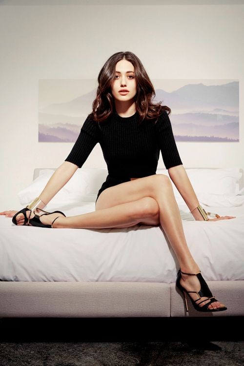Emmy Rossum Unseen Images In Bra Panty