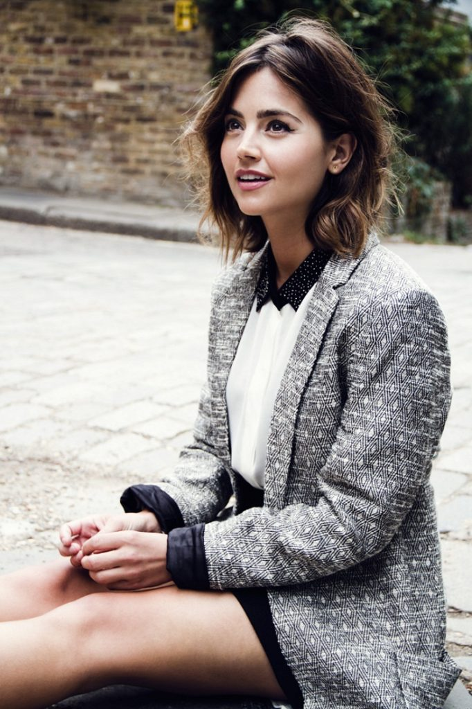 Gorgeous Jenna Coleman Images HD