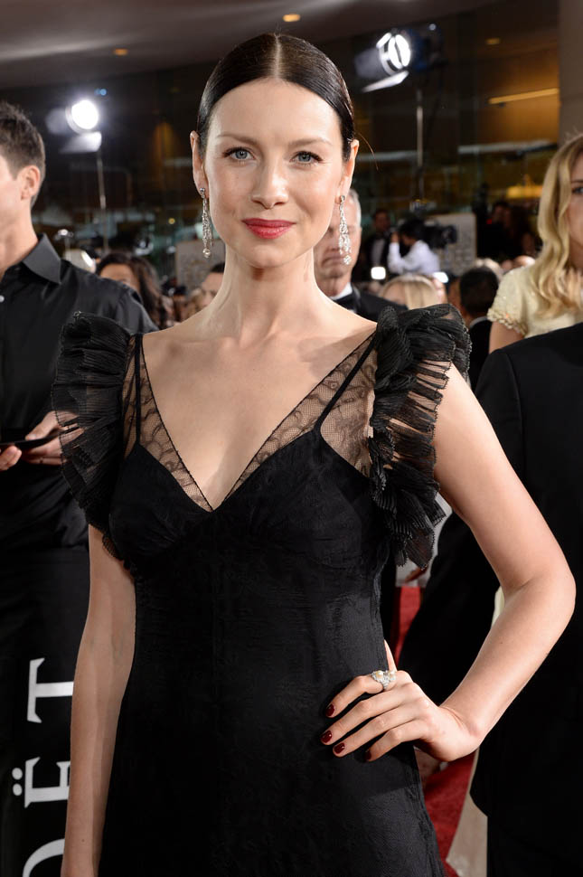 Hollywood Actress Caitriona Balfe Images