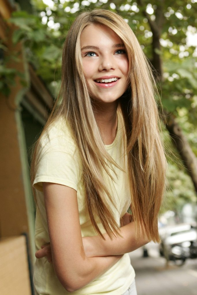 Indiana Evans Sweet Smile Images