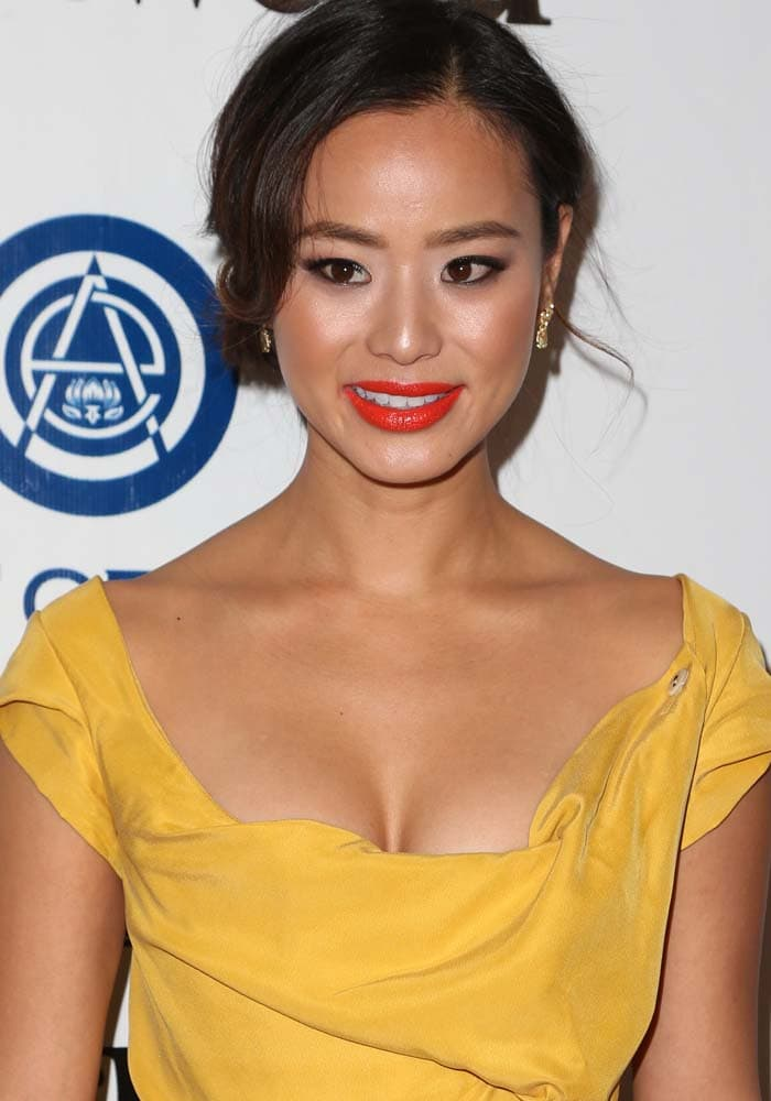 Jamie Chung Latest Hair Style Photos