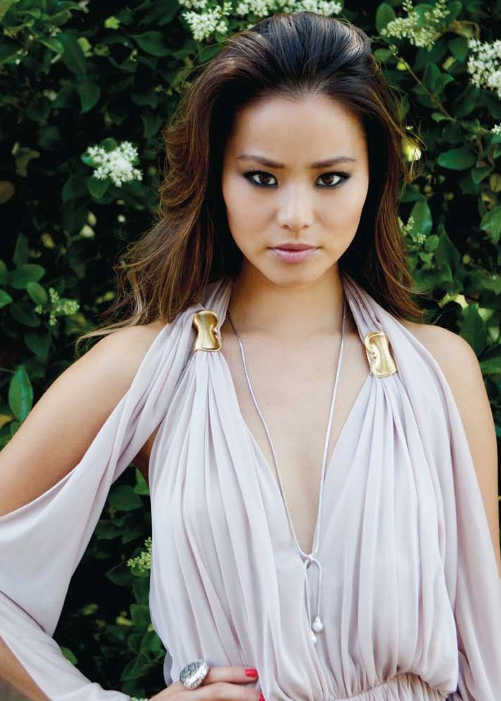 Jamie Chung Latest Style Images