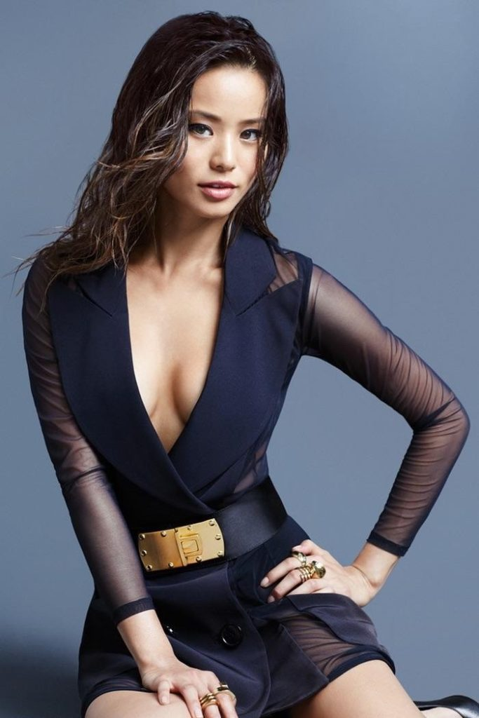 Jamie Chung Sexy & Hot Images