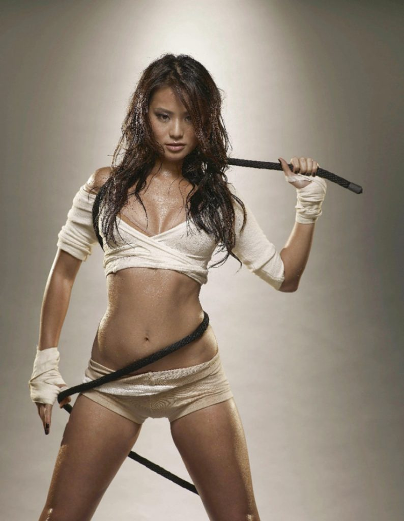 Jamie Chung Upcoming Movie Look Images
