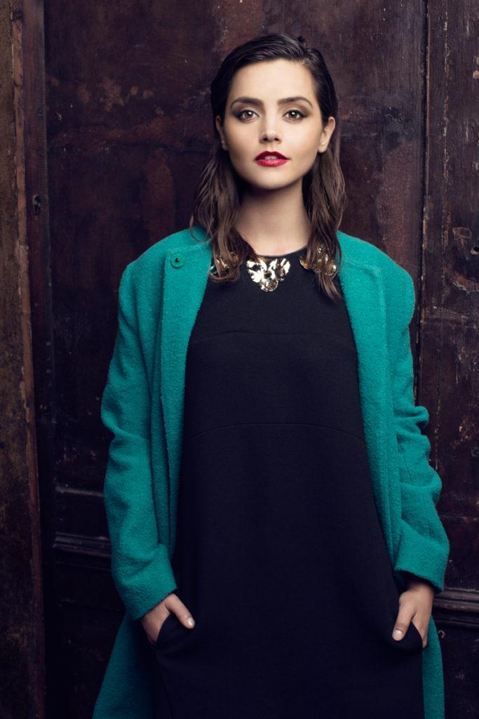 Jenna Coleman Bombastic Images