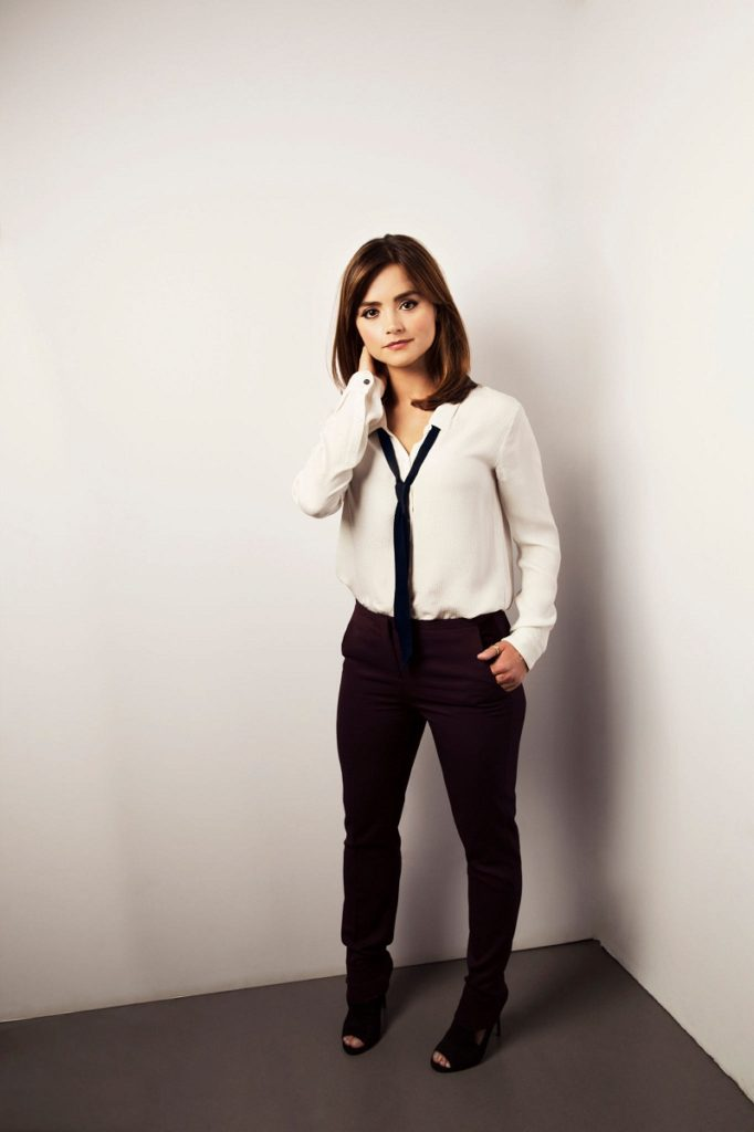 Jenna Coleman Full HD Unseen Images