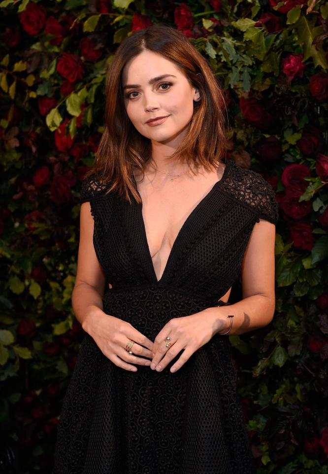 Jenna Coleman Full HD Wallpapers