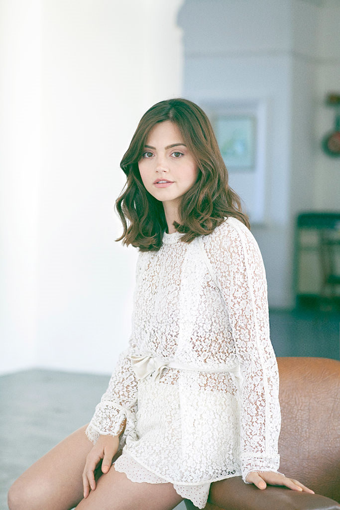 Jenna Coleman Images For Desktop