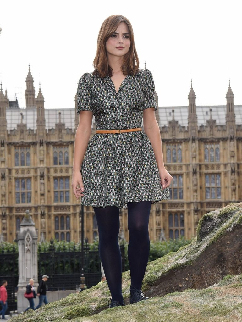 Jenna Coleman Lovely Wallpapers