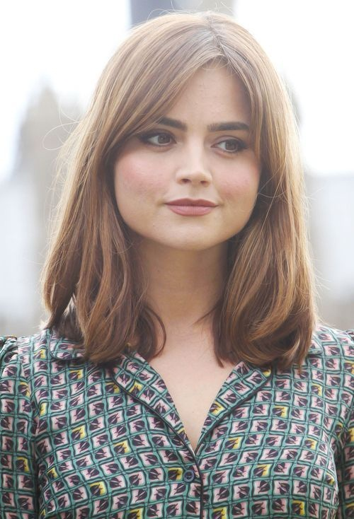 Jenna Coleman Photos HD