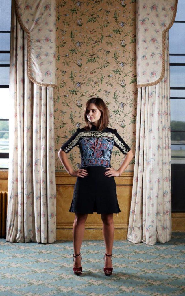 Jenna Coleman Pics Free Download