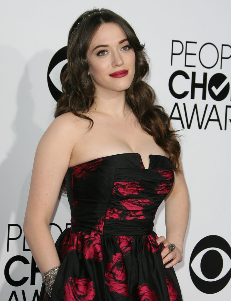 Kat Dennings New Look Images