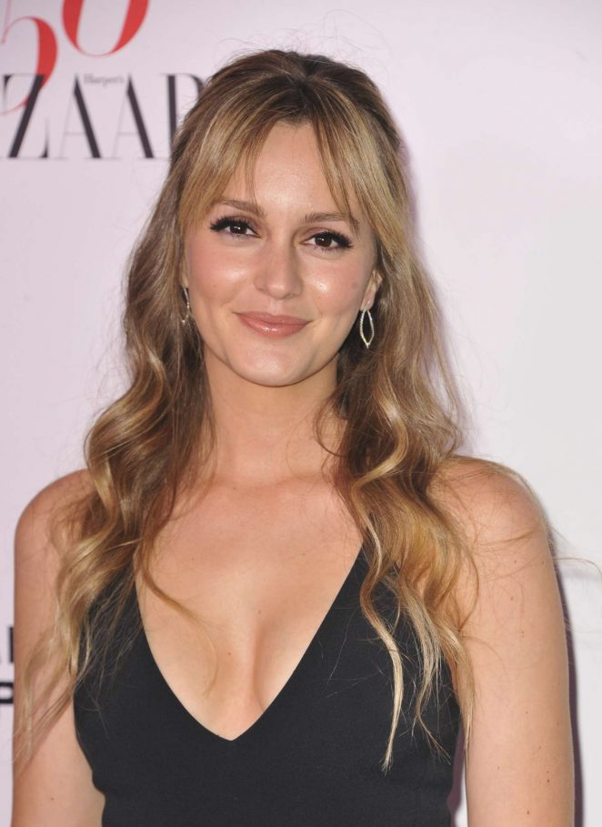 Leighton Meester Sexy Boobs Photos