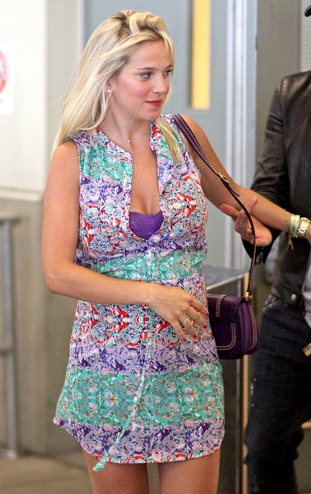 Luisana Lopilato Photos In Short Cloths