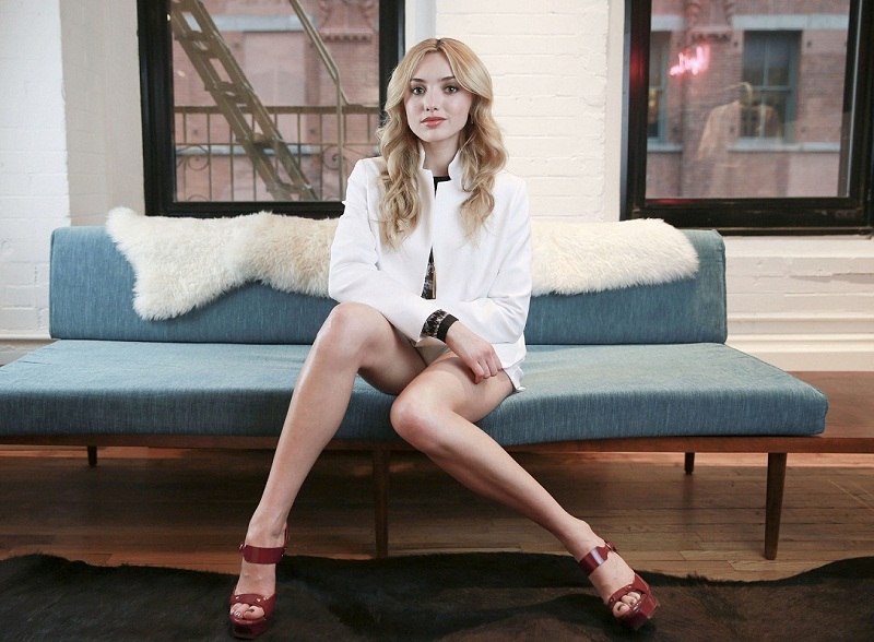 Peyton List Images In Short Cloths