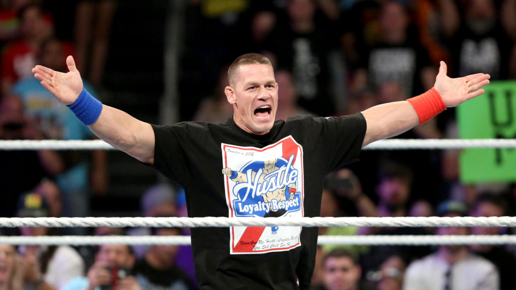 American Wrestler John Cena Photos