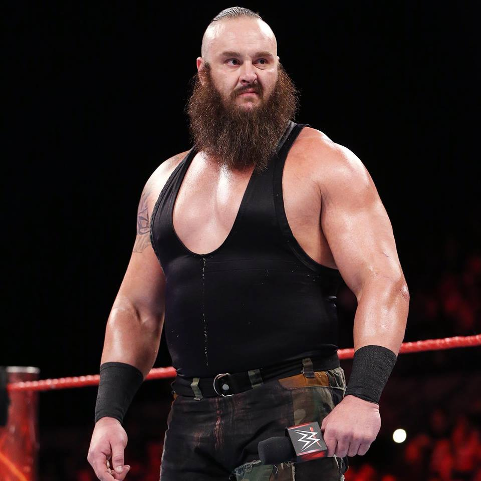 Braun Strowman HD Pictures For Profile Images