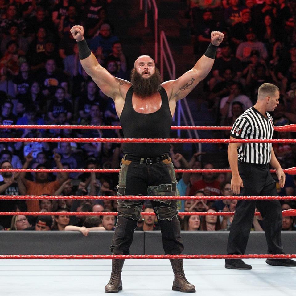 Braun Strowman Height