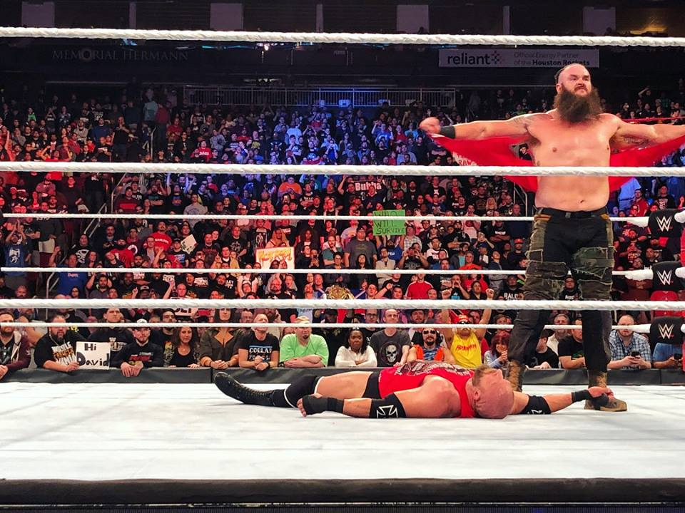 Braun Strowman Lovely Fight Images