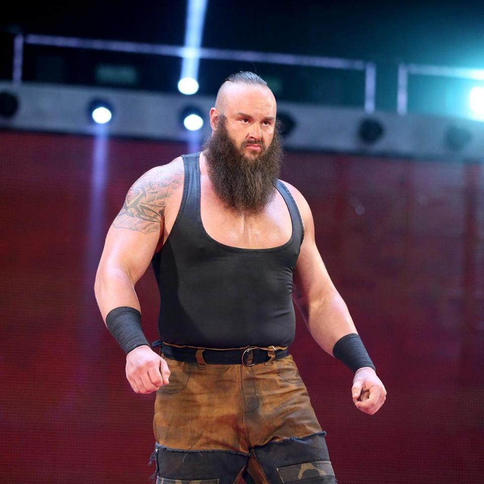 Braun Strowman Weight