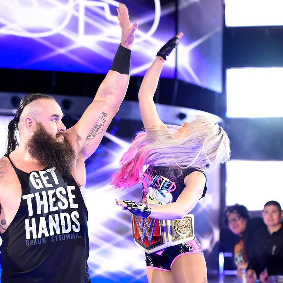Braun Strowman With Sexy Girl Pictures
