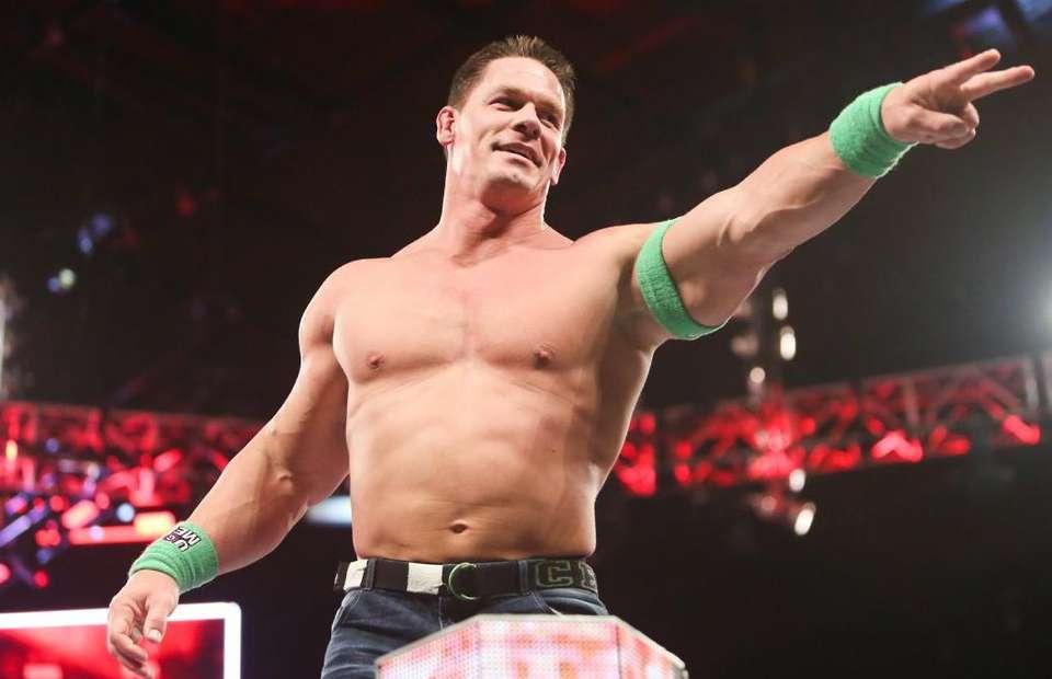 John Cena Body Pics